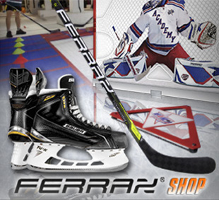 Ferrax E-shop hockey equipment